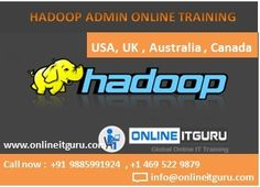 Hadoop admin online professional courses available in onlineitguru with job placement.Get Certified with hadoop admin online training with Live projects by experienced Faculty. Online Training Courses, Online Coaching, Online Courses, Relational Database Management System, Business Intelligence Tools, Business Requirements, Business Analyst, Nursing Programs, Training Programs