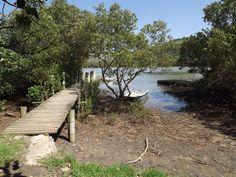 Bottom jetty. Garden Bridge, Blood, Outdoor Structures
