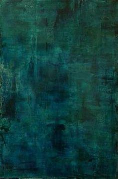 "Saatchi Art Artist William Houdashell; Painting, ""Three Times Blue"" #art"