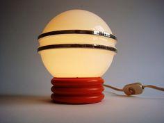 Retro Atomic desk lamp Space Age by VintageBreda on Etsy, €60.00