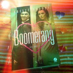 ★★★★☆ Já tem resenha no #blogeuinsisto @galerarecord #book #instabook #livro #booklove #bookaholic #bookstagram #books #livros #newadult #romance #boomerang
