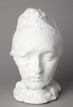 Camille #Claudel with a #Hat, 309 € / © Musée #Rodin, photographer :   Florian Claudel / http://boutique.musee-rodin.fr/en/sculpture-reproductions/64-camille-claudel-with-a-hat-3533231000022.html