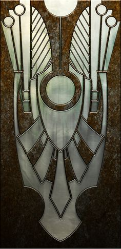 Deco shape 4 by *Sunamori on deviantART More awesome. Why does deco always make me think sci-fi?