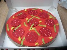 Surprise maken pizza
