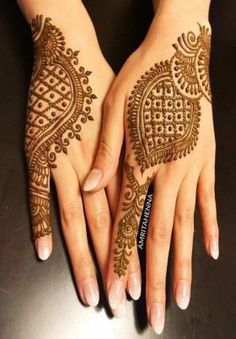 Explore latest Mehndi Designs images in 2019 on Happy Shappy. Mehendi design is also known as the heena design or henna patterns worldwide. We are here with the best mehndi designs images from worldwide. Mehndi Designs For Kids, Back Hand Mehndi Designs, Mehndi Designs Book, Mehndi Designs For Beginners, Modern Mehndi Designs, Mehndi Design Pictures, Wedding Mehndi Designs, Mehndi Designs For Fingers, Dulhan Mehndi Designs
