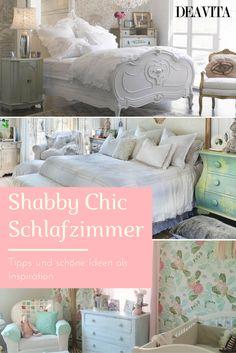 Wie Sie Ein Shabby Chic Schlafzimmer Einrichten Und Die Besten Möbel Und  Accessoires Für Ein Romantisches Ambiente Auswählen, Erfahren Sie In  Unserem ...