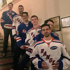 Prom or #RangersTown Game Show Night?