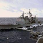 Mar della Cina Meridionale sfiorata collisione tra navi Usa e Cina
