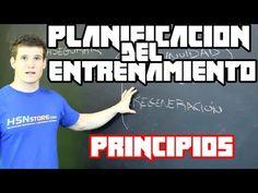 Planificación del entrenamiento- Principios para PROGRESAR - YouTube