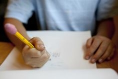 How do kids really learn to write? Great article!