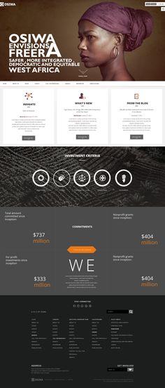Media Krow on Behance Great Website Design, Web Design Trends, Web Design Company, Innovation, Investing, Behance