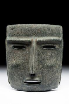 Máscara -Clasico  Museo Nacional de Antropología
