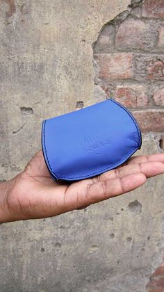 Cobalt Nicola, Chiaroscuro, India, Pure Leather, Handbag, Bag, Workshop Made, Leather, Bags, Handmade, Artisanal, Leather Work, Leather Workshop, Fashion, Women's Fashion, Women's Accessories, Accessories, Handcrafted, Made In India, Chiaroscuro Bags - 3