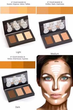 Amazing! www.youniquelyemma.ca it's perfect for those newbies at contouring, I know I am!