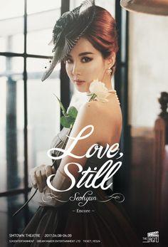 Seohyun drops gorgeous poster for encore concert | allkpop.com