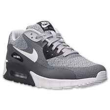 Nike Air Max 90 Jacquard JCRD Wolf Grey Anthracite White Sport New 631750-003
