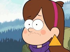 Whatever it was, don't be sad… | 17 Gravity Falls GIFs To Brighten Up Your Day