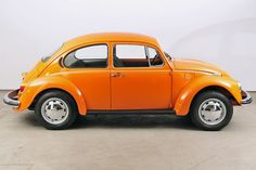 1974 VW - once restored, my bug will look identical to this one!