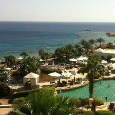 Weekend(s) from chaos ~ Hyatt Regency, Sharm el sheikh. Egypt