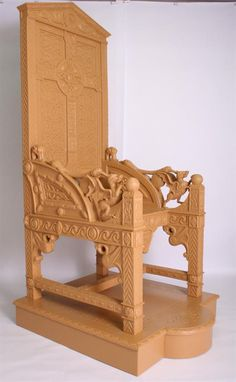 3ders.org - Experts use 3D scanning and 3D printing to recreate Hedd Wyn's famous 'black chair' | 3D Printer News & 3D Printing News