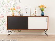 60er Sideboard, 50er, Kommode, Vintage