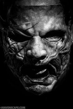 Corey close-up, Ozzfest x Knotfest 2016 Ravenscape