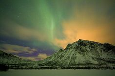 northern lights alaska new pics | ... northern lights favorite places great northern lights auroras northern