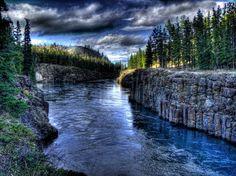 Miles Canyon, Yukon - Tim Falkenberg