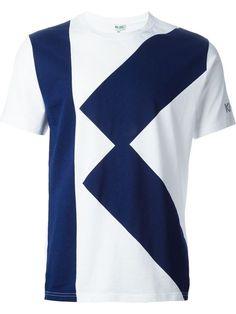 Kenzo K Print T-shirt - Gente Roma - Farfetch.com