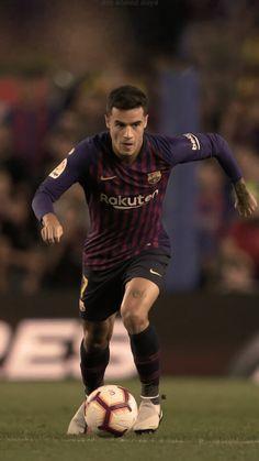 Soccer Guys, Soccer Stars, Football Boys, World Football, Football Players, Coutinho Wallpaper, Leonel Messi, Barcelona Football, Running