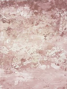 Distressed Aged Walling – Faded old walling design in 'Faded Burnt Umber' INTERI… Pink Wallpaper, Wallpaper Backgrounds, Wallpapers, Art Grunge, Distressed Walls, Faux Painting, Pink Painting, Old Wall, Wall Finishes