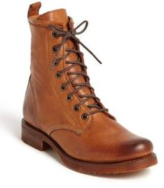Frye 'Veronica Combat' Boot #affiliate #boots