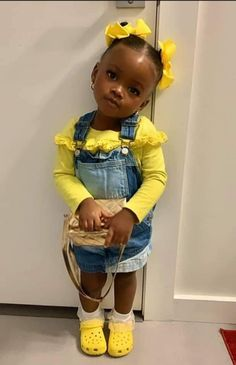 Cute Mixed Babies, Cute Black Babies, Beautiful Black Babies, Cute Little Baby, Pretty Baby, Beautiful Children, Little Babies, Cute Babies, Black Baby Girls