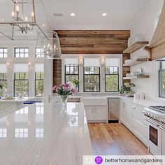"""28 Likes, 3 Comments - Better Homes & Gardens RE (@bhgrealestate_atlantic) on Instagram: """"Simply gorgeous!!! We're dreaming of all the things we could do with all of that kitchen space!…"""""""