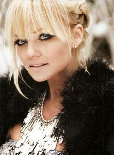 Emma Bunton on Fabulous Magazine Pictorial January 2010