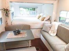 caravan renovation ideas 803259283520050566 - 37 Cozy Camper Interior Ideas for Fantastic Holiday Source by rikrakrotolo Tiny Camper, Small Campers, Rv Campers, Camper Van, Camper Caravan, Camper Life, Camper Interior Design, Van Interior, Interior Ideas