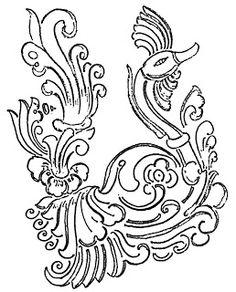 PATRONES PARA BORDADOS · Glass Painting PatternsTole ...