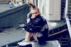 FLEUR DE LONDRES: Urban Fashion Photography: {diana chire}