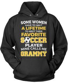 Favorite Soccer Player - Mine Calls Me Grammy