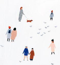 Kate Pugsley - illustration