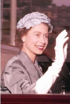 Beautiful picture of Her Majesty Queen Elizabeth, back in the 1940's