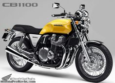 2016 Honda CB1100 Concept | Motorcycle Pictures