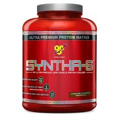 BSN Syntha-6 is based on the isolates of proteins, mainly extracted from the milk. However, it is not just the whey protein added in this supplement. In this supplement, proteins from milk, soybeans, eggs and meat are added.