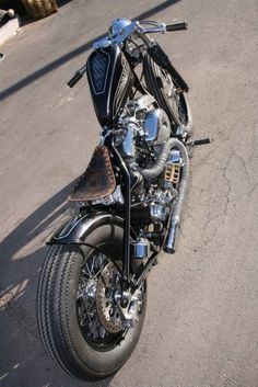 HardSun Motorcycles: Choppers, Bobbers & Café - Part 18