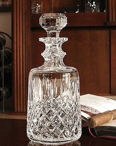 Waterford Crystal Kelsey decanter... Perfection!