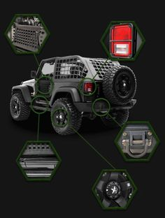 Zombie Slayer by Jeep Wrangler