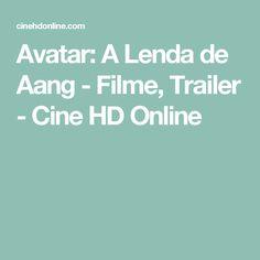 Avatar: A Lenda de Aang - Filme, Trailer - Cine HD Online