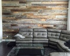 Wood Accents, Furniture, Accent Wall Bedroom, Wood Walls Living Room, Barn Wood, Home Decor, Pallet Walls, Reclaimed Wood Wall, Tv Wall Decor
