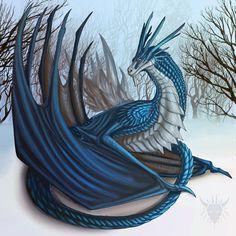 by Galidor dragon