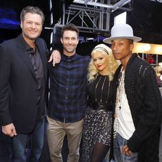 Christina Aguilera, Adam Levine Poke Fun At Blake Shelton, Gwen Stefani Romance On 'The Voice' - http://www.movienewsguide.com/christina-aguilera-adam-levine-poke-fun-blake-shelton-gwen-stefani-romance-the-voice/163346